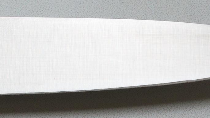 Лезвие ножа до заточки