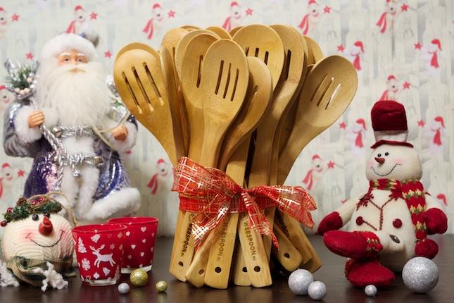 Подарочные ложки webspoon.ru Новый 2015 год