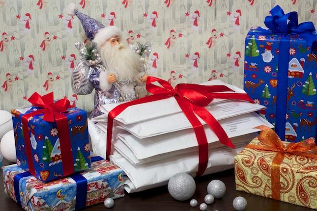 Подарки готовы к отправке