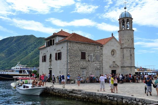 Церковь на Острове Святой Богородицы