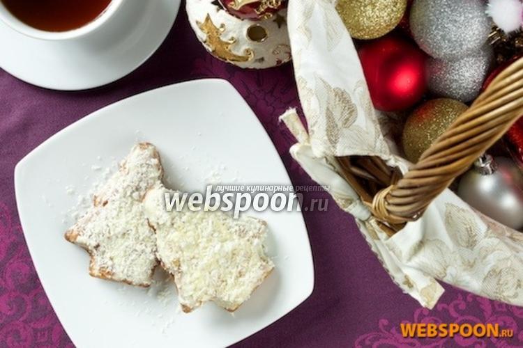 Фото Новогодние кексы