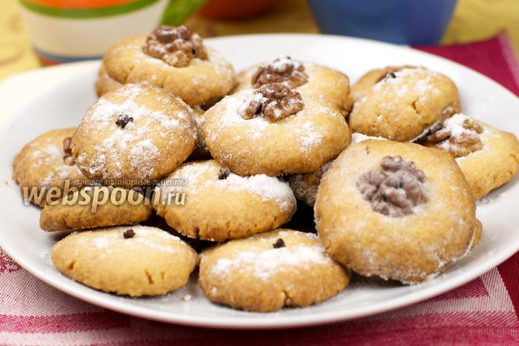 Рецепт Песочное печенье «Курабьедес»