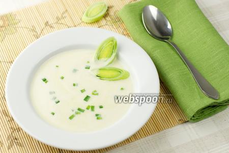 Суп-пюре «Вишисуаз»