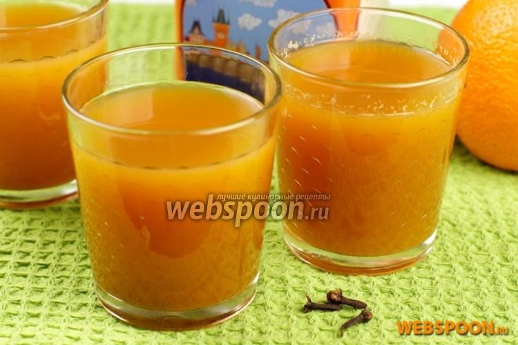 Фото Чай с пряностями