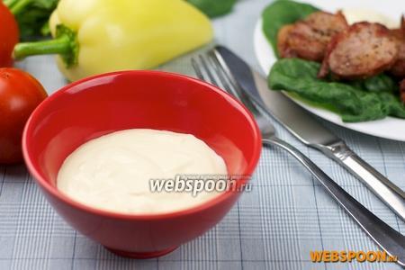 Сметанный соус