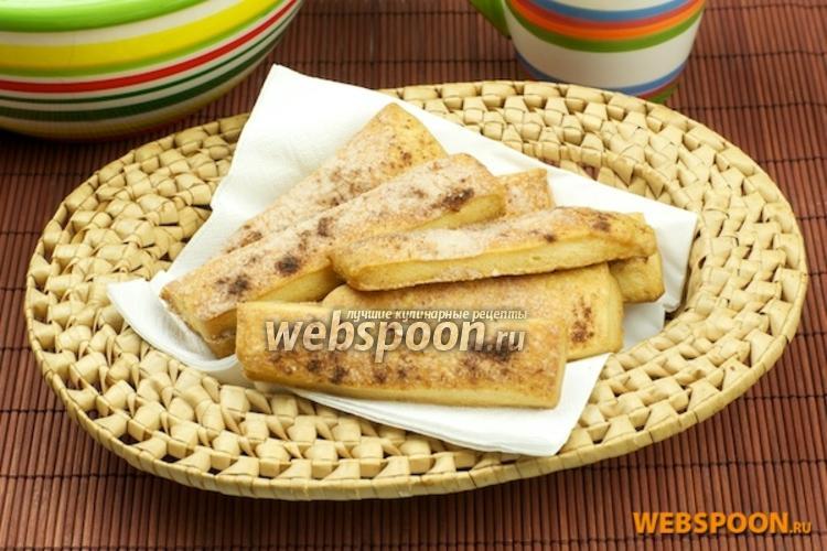 Фото Домашнее печенье с корицей