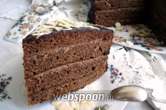 Пражский торт в домашних условиях рецепты 448
