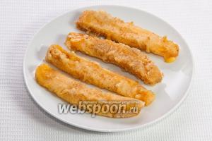 Сырные палочки в кляре рецепт с фото пошагово