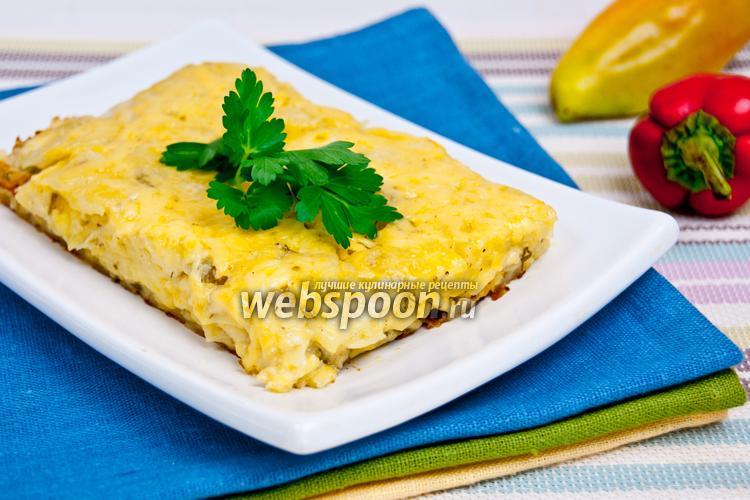 Рецепт Картофельная запеканка «Гауранга»