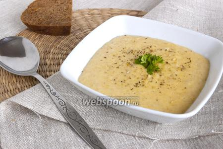 Суп-пюре «Белая ночь»