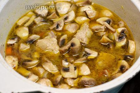 Подавать индейку с отварным рисом или как самостоятельное блюдо.