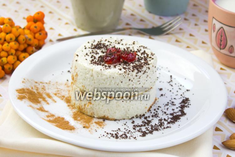 Фото Ванильно-лимонный десерт