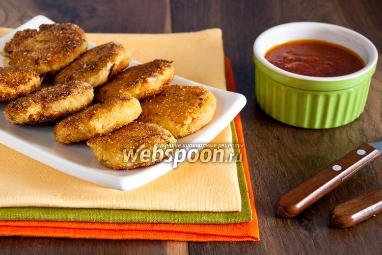 Рецепт Котлеты с капустой и томатным соусом