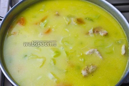 Пшенный суп рецепт с фото пошагово