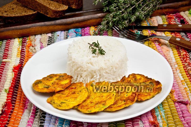 Рецепт Горохово-овощные котлеты