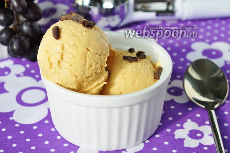 Рецепт Мороженое крем-брюле