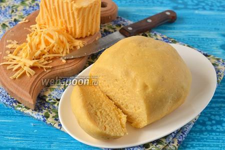 Песочное тесто с сыром