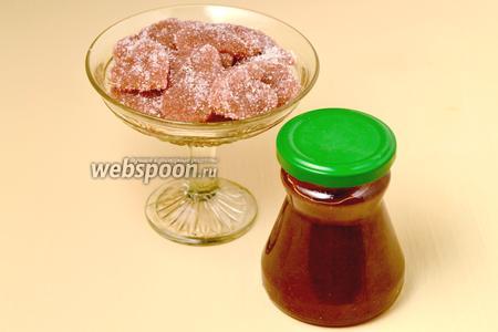 Мармелад можно подать к чаю или использовать для начинки в пироги, маффины и т.д.