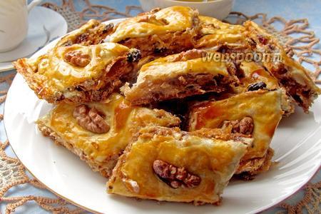 Пахлава по-узбекски