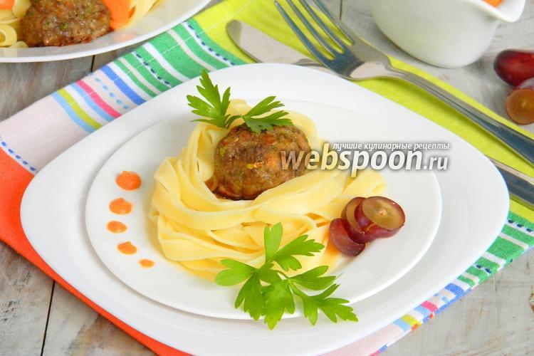 Рецепт Запечённые фрикадельки