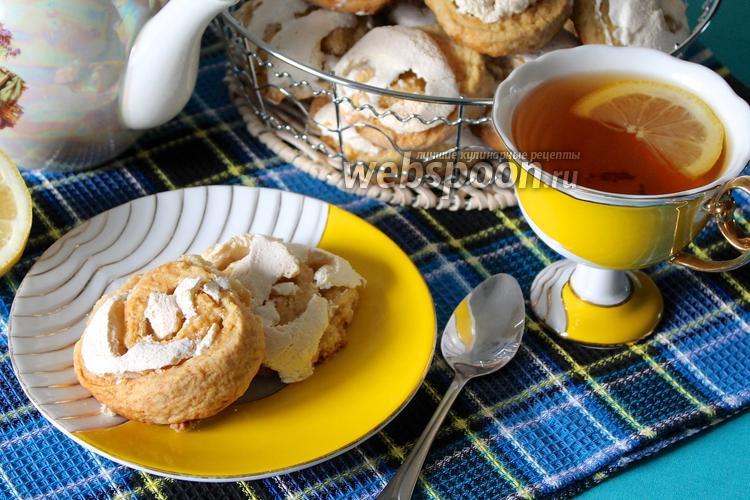 Рецепт Печенье с безе