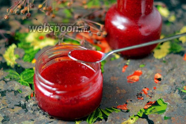 Рецепт Калина на меду