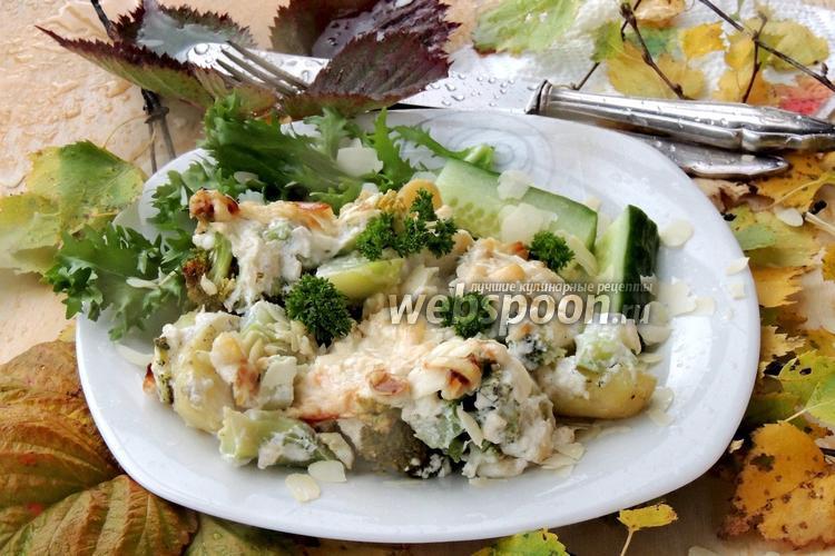 Рецепт Гратен из брокколи и картофеля