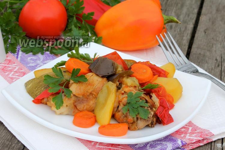 Рецепт Хашлама из курицы