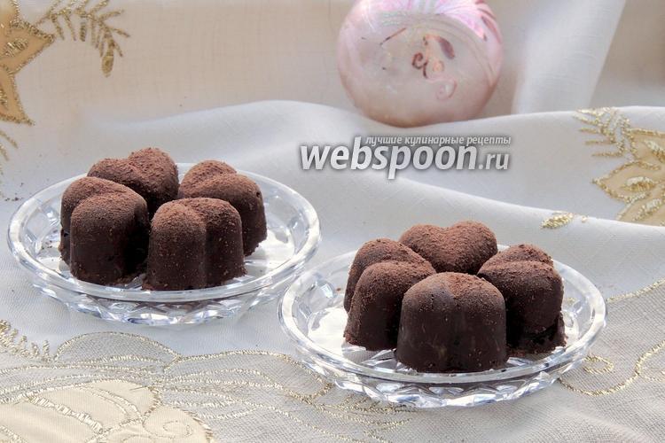 Рецепт Конфеты «Вишня в шоколаде»