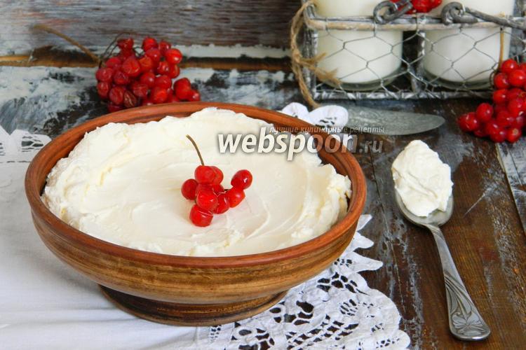 Рецепт Домашний греческий йогурт
