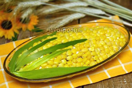 Салат «Кукуруза»