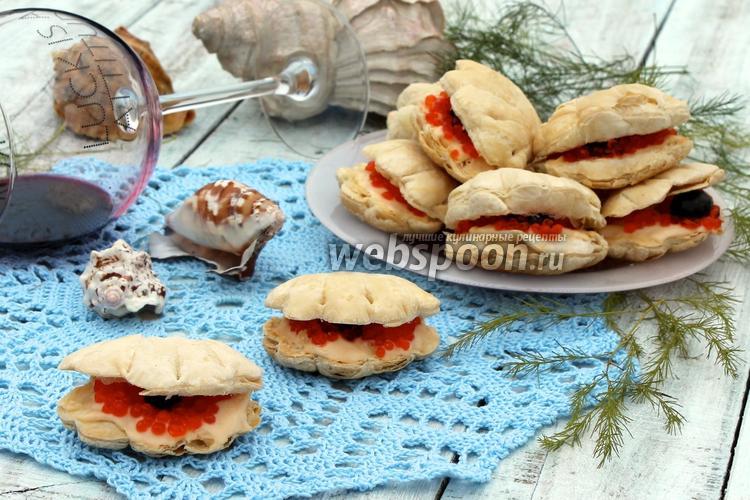 Рецепт Тарталетки «Жемчужные»