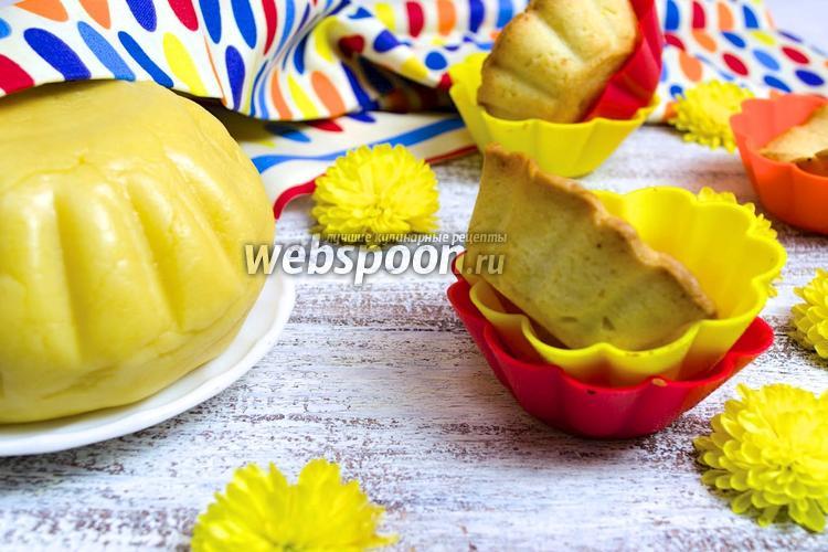 Рецепт Песочное тесто для корзиночек