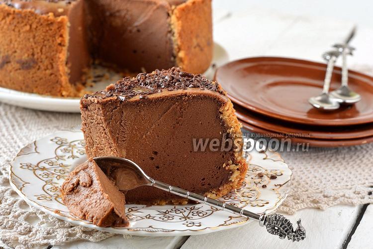 Рецепт Шоколадно-кофейный сырник