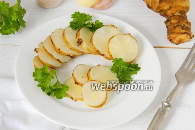 Рецепт Маринованный топинамбур