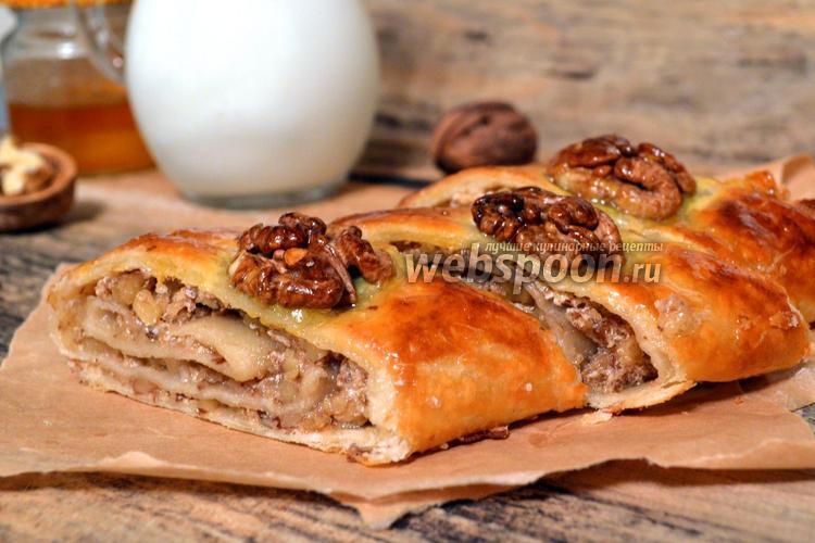 Рецепт Домашняя пахлава по-армянски