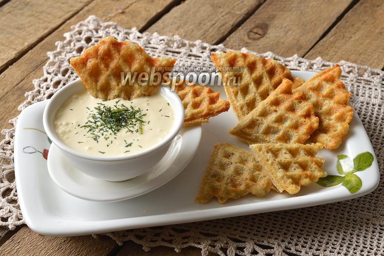 Рецепт Картофельные вафли