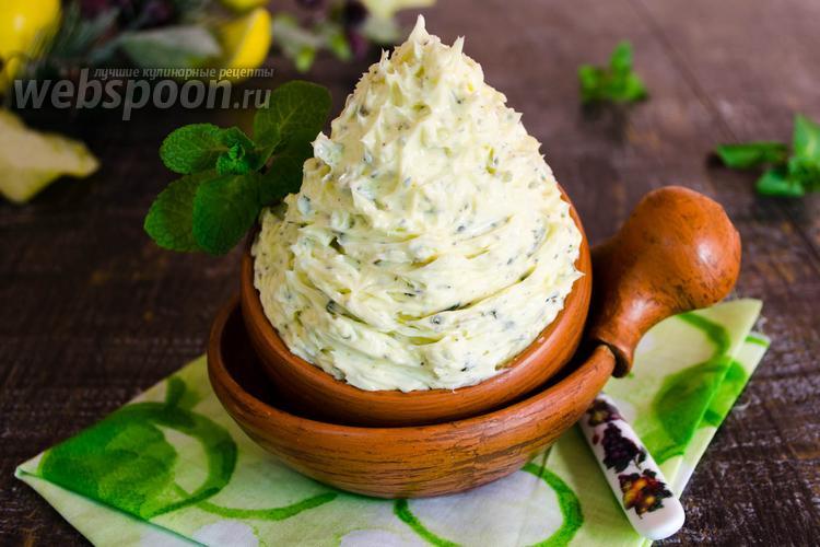 Рецепт Масло мятное
