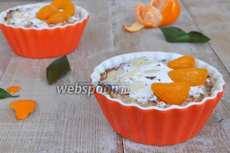 Рецепт Запеканка мандариновая