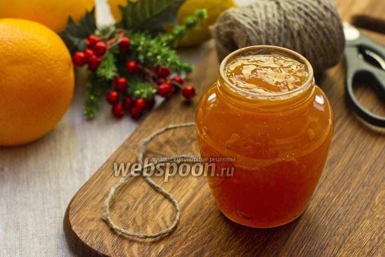 Рецепт Цитрусовый джем