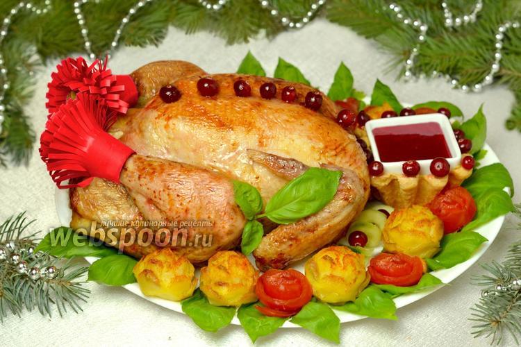 Курица сладкая рецепт пошагово в