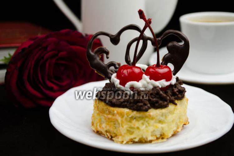 Фото Гренки с шоколадно-банановой пастой