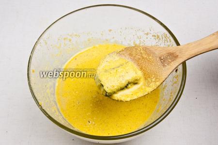 Нагреть сковороду с маслом и выкладывать нори с сыром, предварительно обмокнув в кляр из нутовой муки и специй.