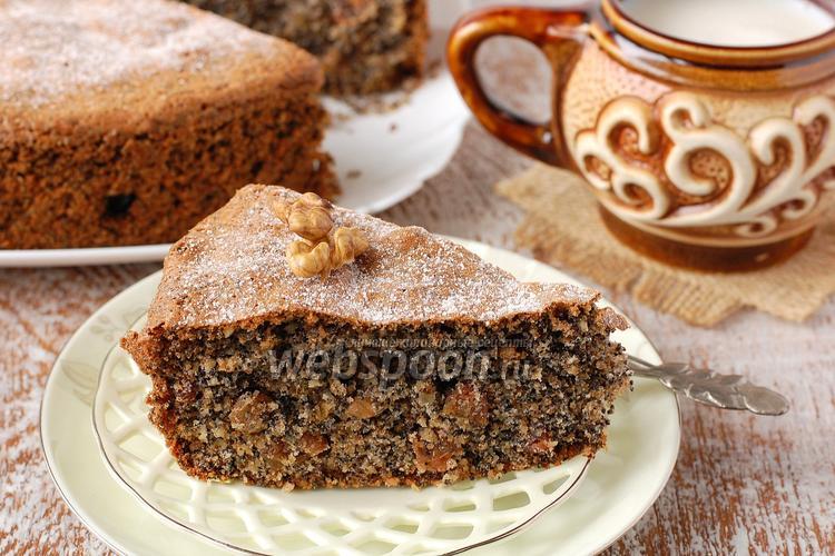 Рецепт Пирог «Мазурка»