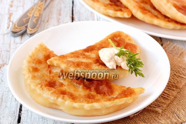 Фото Лепёшки с сыром