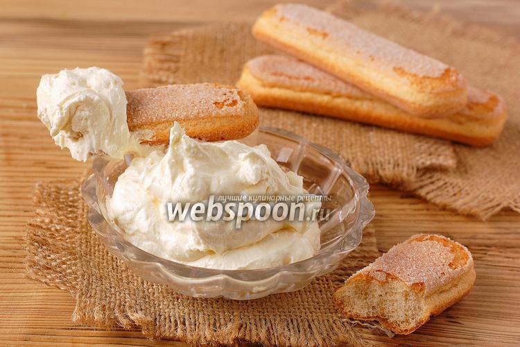 Фото Масляный сметанно-яичный крем