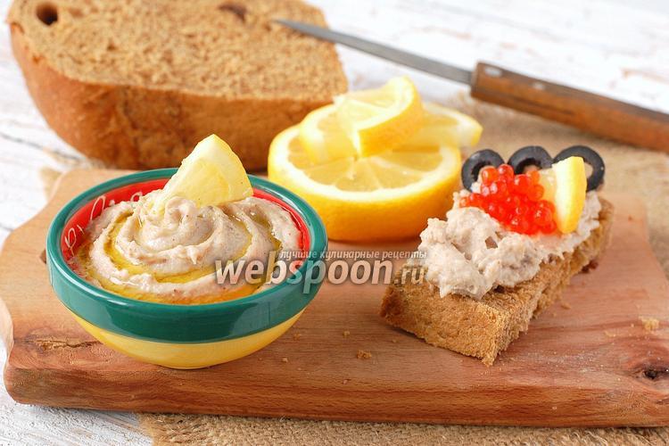 Рецепт Скордалия с орехами