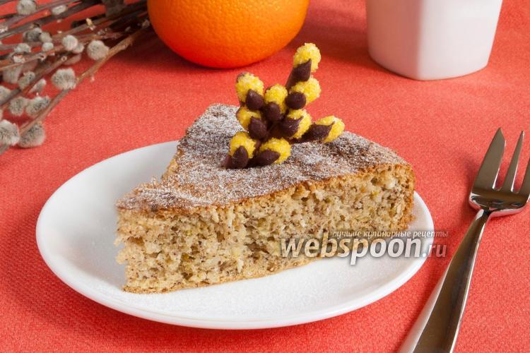 Рецепт Пирог с кокосовой стружкой