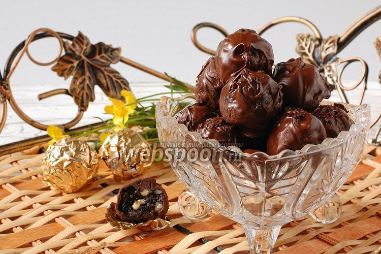 Рецепт Чернослив в шоколаде