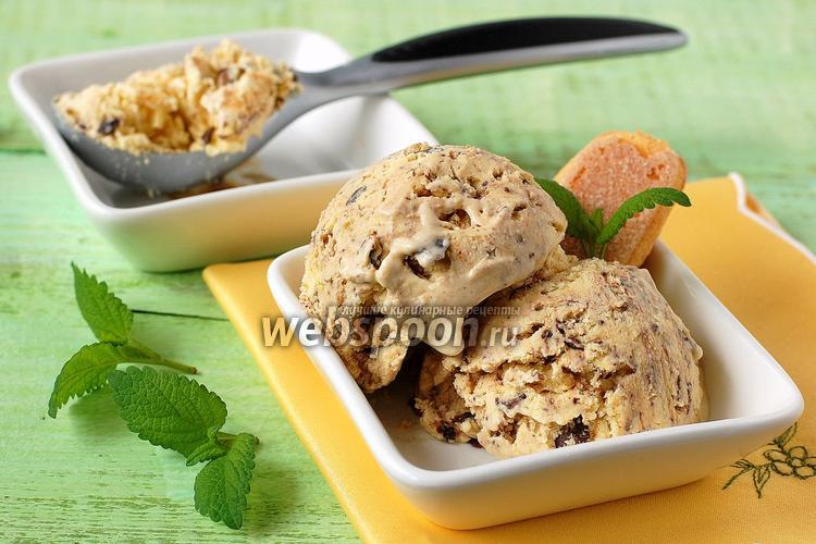 Рецепт Мороженое «Тирамису»